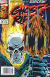 Cover for Ghost Rider (Marvel, 1990 series) #38 [Newsstand Edition]