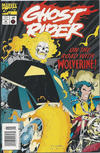 Cover for Ghost Rider (Marvel, 1990 series) #57 [Newsstand]