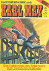 Cover for Karl May (Condor, 1976 series) #9