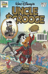 Cover for Walt Disney's Uncle Scrooge (Gladstone, 1993 series) #292 [Newsstand]