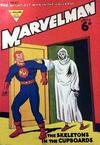 Cover for Marvelman (L. Miller & Son, 1954 series) #27
