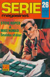 Cover for Seriemagasinet (Semic, 1970 series) #26/1970