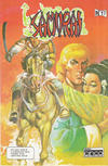 Cover for Samurai (Editora Cinco, 1980 series) #17