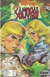 Cover for Samurai (Editora Cinco, 1980 series) #24