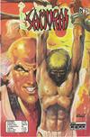 Cover for Samurai (Editora Cinco, 1980 series) #25