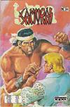 Cover for Samurai (Editora Cinco, 1980 series) #36
