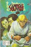 Cover for Samurai (Editora Cinco, 1980 series) #45
