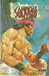 Cover for Samurai (Editora Cinco, 1980 series) #35
