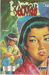 Cover for Samurai (Editora Cinco, 1980 series) #37