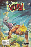 Cover for Samurai (Editora Cinco, 1980 series) #50