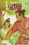 Cover for Samurai (Editora Cinco, 1980 series) #12