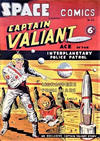 Cover for Space Comics (Arnold Book Company, 1953 series) #52