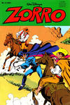 Cover for Zorro (Egmont Ehapa, 1979 series) #3/1981