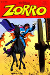 Cover for Zorro (Egmont Ehapa, 1979 series) #4/1981