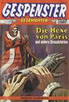 Cover for Gespenster Geschichten (Bastei Verlag, 1974 series) #1 [Nachdruck 2004]
