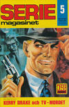 Cover for Seriemagasinet (Semic, 1970 series) #5/1971