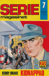 Cover for Seriemagasinet (Semic, 1970 series) #7/1971