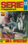 Cover for Seriemagasinet (Semic, 1970 series) #12/1971