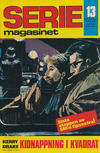 Cover for Seriemagasinet (Semic, 1970 series) #13/1971