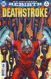 Cover for Deathstroke (DC, 2016 series) #9 [Shane Davis / Michelle Delecki Cover]