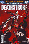 Cover Thumbnail for Deathstroke (2016 series) #10 [Cary Nord Cover Variant]