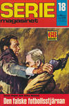 Cover for Seriemagasinet (Semic, 1970 series) #18/1971