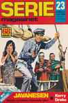 Cover for Seriemagasinet (Semic, 1970 series) #23/1971