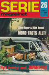 Cover for Seriemagasinet (Semic, 1970 series) #26/1971