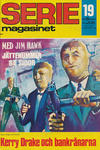 Cover for Seriemagasinet (Semic, 1970 series) #19/1971