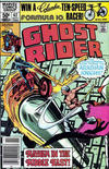 Cover Thumbnail for Ghost Rider (1973 series) #62 [Newsstand Edition]
