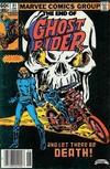 Cover Thumbnail for Ghost Rider (1973 series) #81 [Newsstand Edition]