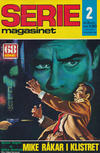 Cover for Seriemagasinet (Semic, 1970 series) #2/1972
