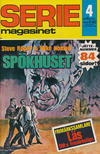 Cover for Seriemagasinet (Semic, 1970 series) #4/1972