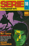 Cover for Seriemagasinet (Semic, 1970 series) #18/1972