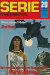 Cover for Seriemagasinet (Semic, 1970 series) #20/1972