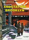 Cover for Valerian und Veronique (Carlsen Comics [DE], 1978 series) #8 - Endstation Brooklyn [6. Auflage]