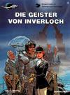Cover for Valerian und Veronique (Carlsen Comics [DE], 1978 series) #11 - Die Geister von Inverloch [2. Auflage]