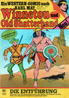Cover for Winnetou und Old Shatterhand (Condor, 1977 series) #2