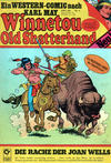 Cover for Winnetou und Old Shatterhand (Condor, 1977 series) #4