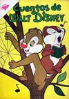 Cover for Cuentos de Walt Disney (Editorial Novaro, 1949 series) #213