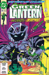 Cover for Green Lantern (DC, 1990 series) #35 [Direct]
