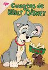 Cover for Cuentos de Walt Disney (Editorial Novaro, 1949 series) #246