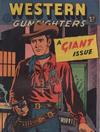 Cover for Giant Western Gunfighters (Horwitz, 1962 series) #2