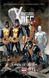 Cover Thumbnail for Novíssimos X-Men: X-Men de Ontem (Panini Brasil, 2016 series) #[nn]