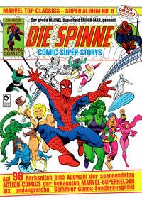 Cover Thumbnail for Marvel Top-Classics (Condor, 1980 series) #8