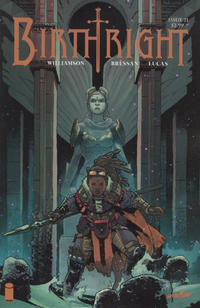 Cover Thumbnail for Birthright (Image, 2014 series) #21