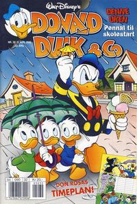 Cover Thumbnail for Donald Duck & Co (Hjemmet / Egmont, 1948 series) #32/2000