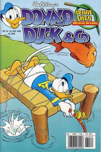 Cover Thumbnail for Donald Duck & Co (Hjemmet / Egmont, 1948 series) #34/2000