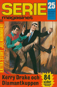 Cover Thumbnail for Seriemagasinet (Semic, 1970 series) #25/1970