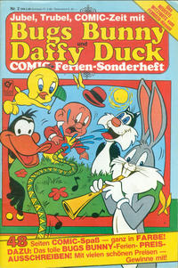 Cover Thumbnail for Bugs Bunny und Daffy Duck Comic-Ferien-Sonderheft (Condor, 1984 series) #2